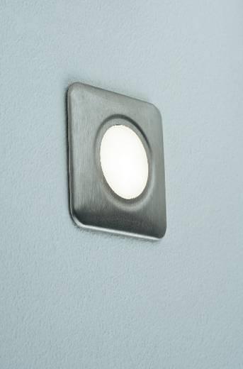 Dekor lámpabúra, négyzet, rozsdamentes acél, Paulmann Special Line 93744