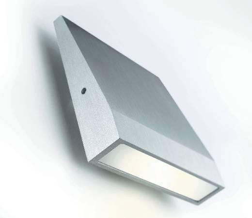 Fali LED-es lámpatest, Sygonix Evry, 1 x 3 W34865CLED alumínium