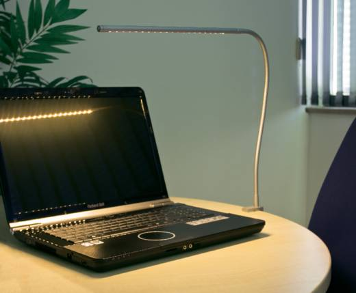 LED-es felcsíptethető lámpa