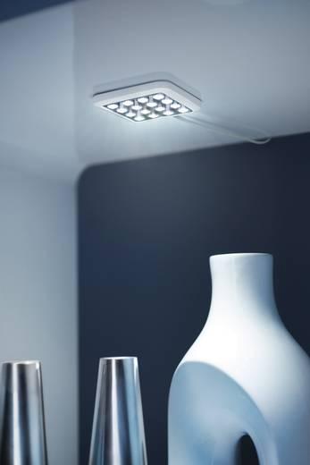 Bővítő QOD beépíthető lámpához, rendkívül könnyű, rendkívül erős, négyzet alakú, LED-es, fehér, Osram 4008321962935