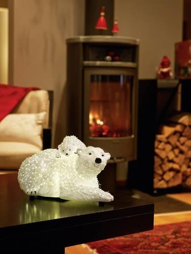 Beltéri LED-es asztali dekor lámpa, jegesmedve, Konstsmide 4311-200