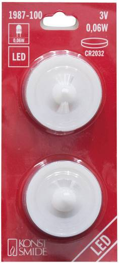 LED-es mécses, 2 db, Konstsmide 1987-100