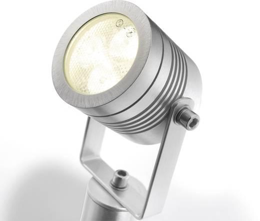 LED-es állólámpa Livorno, 3 x 1 W ezüst-szürke 3 W sygonix 34412C