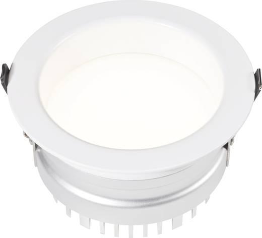LED plafonfény (downlight) 20 W melegfehér