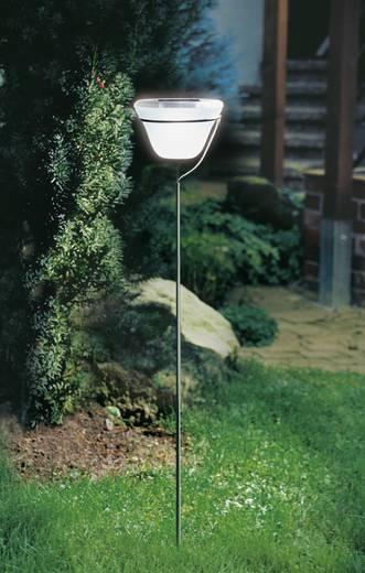 Napelemes, leszúrható LED-es kertilámpa, 3,6 V 600 Mah, IP44, Esotec 102026