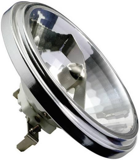 Nagyfeszültségű halogén izzó Paulmann 12 V G5.3 50 W Ezüst EEK: C, dimmelhető