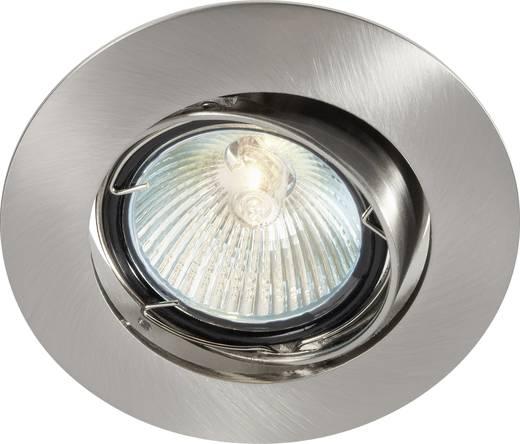 Mennyezetbe építhető gyűrű, SP MR16 Basetech CT-3107 MR16, chrom geb.