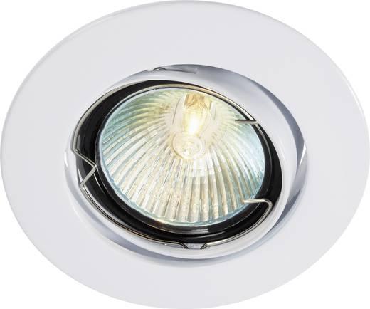 Mennyezetbe építhető gyűrű, SP MR16 Basetech CT-3107 MR16, white