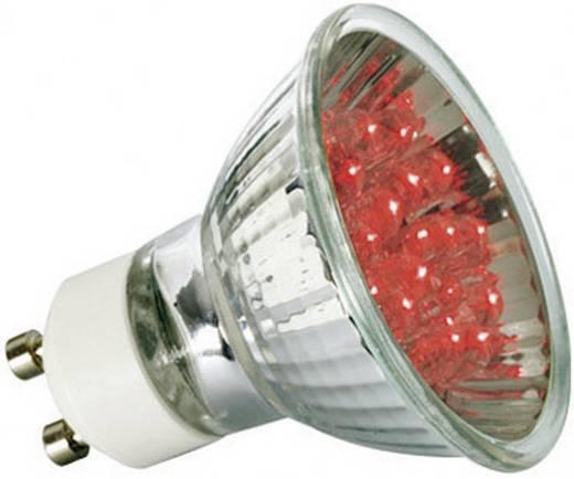 LED Paulmann 230 V GU10 1 W Piros, tartalom: 1 db
