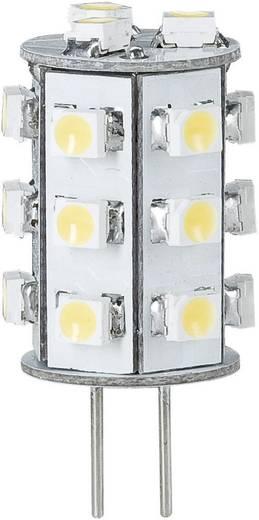 LED-es fényforrás, csapos fejű, G4, 1 W, melegfehér, Paulmann