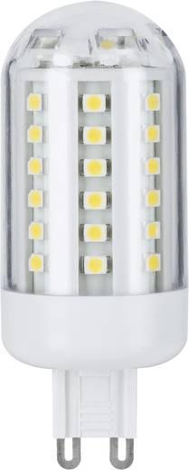 LED-es fényforrás, csapos fejű, 3,5 W, 60 LED, G9, melegfehér, speciális forma, Paulmann