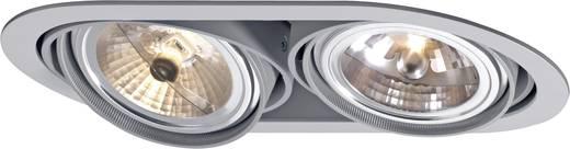 Downlight, 2 x 100 W, szürke, Sygonix Bari 34649V