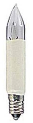 LED-es univerzális karácsonyfa pótizzó, 2 db, 8-55V, 0,2W, E10, átlátszó, Konstsmide 5050-120