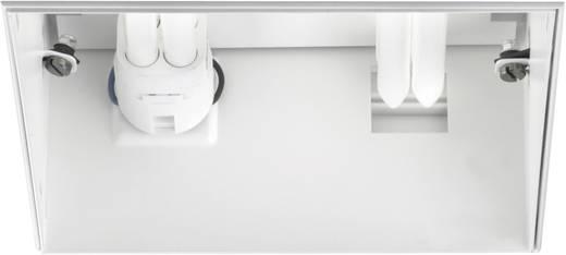 Beltéri beépíthető lámpa, 2 x 26 W, szürke, Sygonix Arezzo 34609X