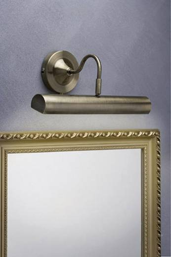 Tükörmegvilágító lámpa, max. 2 x 25 W, E14, Paulmann Galeria Canno