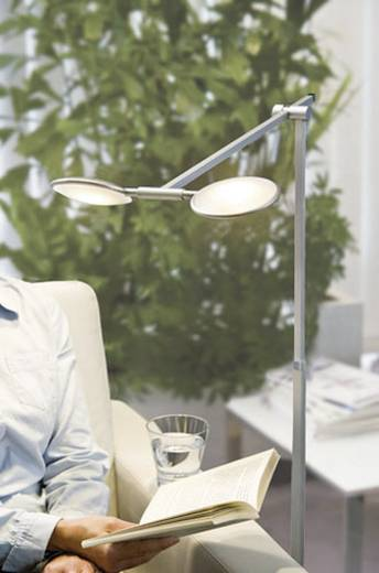 Lámpatest, 120 x 155 x 31 mm, LED fixen beépítve, 5 W, alumínium (matt), Paulmann LIVING COMBISYSTEMS NANOLED 70223