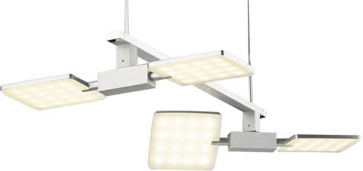 Csillár, 440 x 30 x 52 mm, 230 V/50 Hz, LED fixen beépítve, 4 x 5 W A, Paulmann Living Combisystems NanoLed 70219