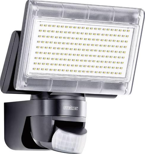 Mozgásérzékelős LED-es fali reflektor, fekete, Steinel XLED Home 1