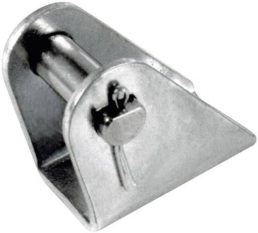 Norgren Rögzítő csőszelvényű hengerhez QM/8012/24 Billenthető rögzítés hátul