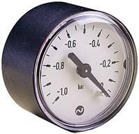 """Norgren Manométer M/58080 Csatlakozó (manométer): Hátlap -1 0 bar Külső menet 1/8"""" 1 db Norgren"""