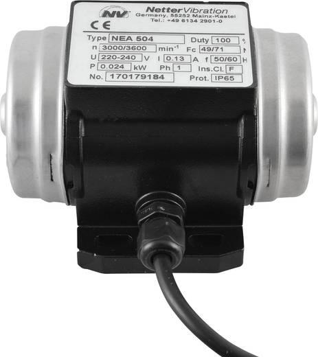 Elektromos külső vibrátor 230 V/400 V 3000 rpm 450 N 0.045 kW, Netter Vibration NEG 5050