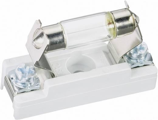 Szoffita izzó foglalat S8, fehér, Barthelme 00419016