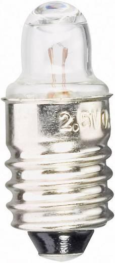 Zseblámpa izzó E10 2,2 V 0,4 W 180 mA, Barthelme 00632218