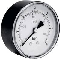 "Manométer ICH 306.63.10, tartomány: 0...10 bar 1/4"" ICH"