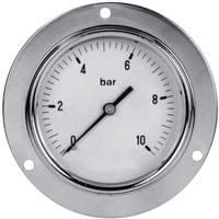 "Manométer ICH 304.63.10, tartomány: 0...10 bar 1/4"" ICH"