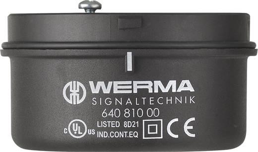 Összekötő elem jelzőlámpához, csőre szerelhető, Werma Signaltechnik 640.810.00