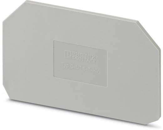 D-UT 6-T-HV - fedél D-UT 6-T-HV Phoenix Contact tartalom: 50 db