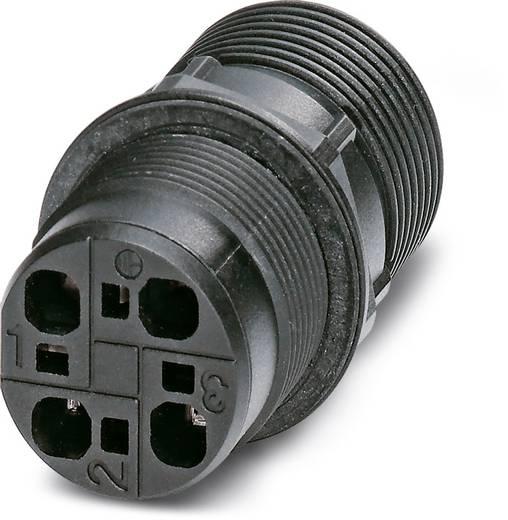 Panel feed-through QPD W 3PE2,5 M25 DT BK 1582193 Phoenix Contact
