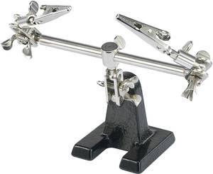 Harmadik kéz paneltartó 2db hajlítható csipesszel Toolcraft ZD-10F 7040485 TOOLCRAFT