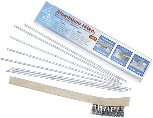 Alumínium forrasztásához kezdő készlet