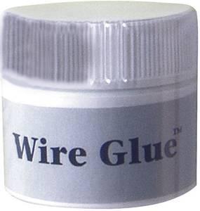 Vezető ragasztó, tartalom 9 ml, Wire Glue 40152 (40152)