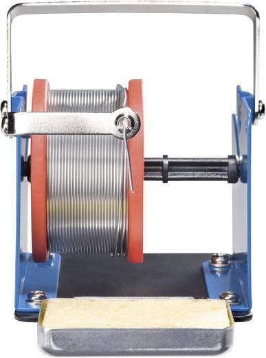 Toolcraft forrasztóón letekercselő, 2 részes, vezeték adagoló tisztító szivaccsal, Toolcraft KP-282