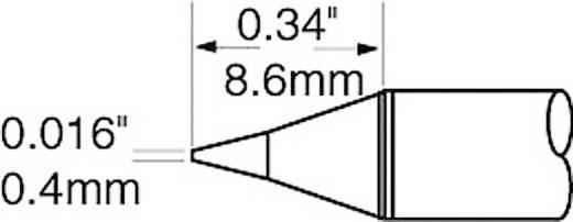 OK International SFV sorozat rövid, központosított, ceruza formájú, csúcs pákahegy, forrasztóhegy 0.4 mm