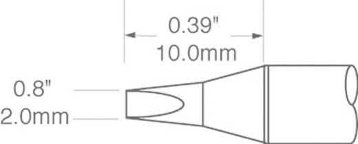 OK International SFV sorozat véső formájú pákahegy, forrasztóhegy 2.0 mm