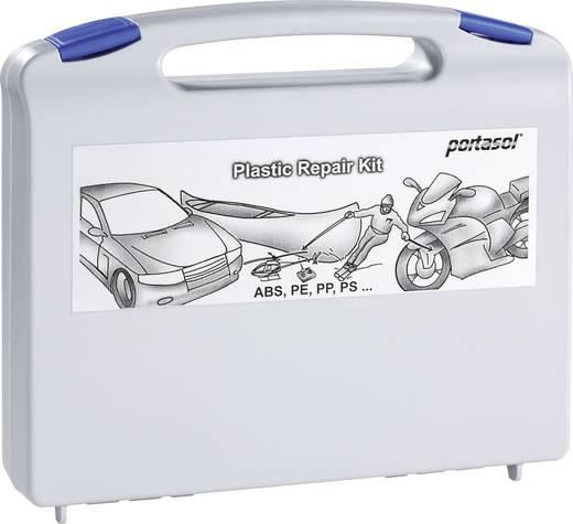 Műanyag forrasztó, hegesztő készlet Portasol 011289220
