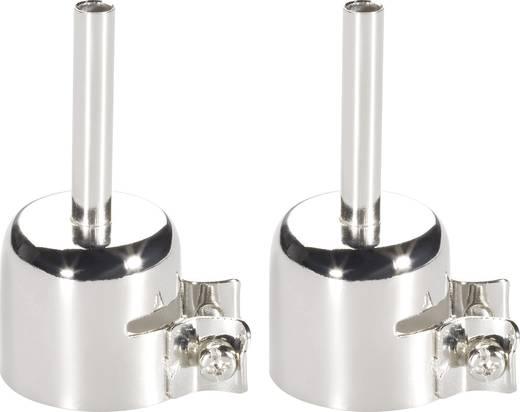 Toolcraft A1124/A1130 SMD forrasztópákához való tartalék lapos forrólevegő fúvóka 2.5mm/4.4mm hegymérettel