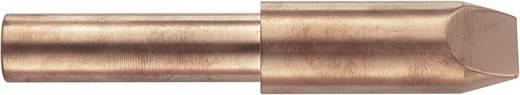 Toolcraft KP-300 forrasztópákához való véső formájú, csapott pákahegy, forrasztóhegy 25.5 mm
