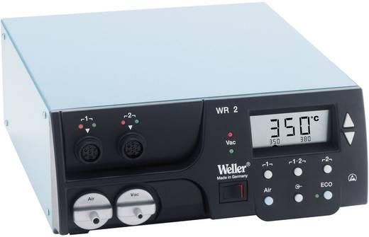 Forrasztó-/kiforrasztó állomás 230 V, 300 W, 50 - 550 °C, Weller WR 2 T0053377699