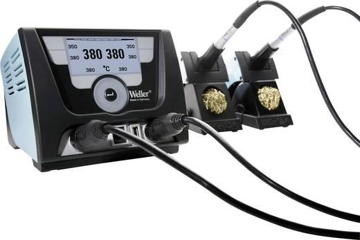Forrasztó állomás készlet, 230 V, 200/240 W, 50 - 550 °C, Weller WX 2021 T0053422699