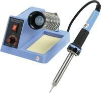 Hőfokszabályzós forrasztóállomás 48W/230V/AC ceruzahegy formájú pákaheggyel Felfűtés: 150-450°C Basetech ZD-99 Basetech