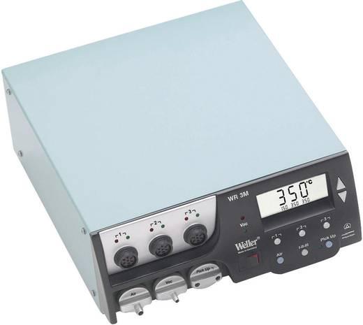 WELLER WD 3M USB Interfészes háromcsatornás digitális forrasztóállomás, és kiforrasztóállomás egyben 230V/420W