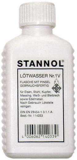 Forrasztóvíz, folyasztószer 50ml Stannol Nr. 1V 114033