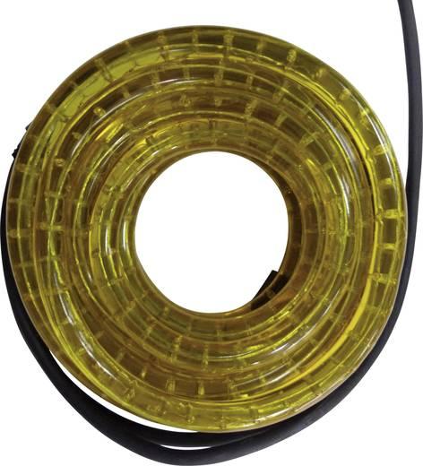 Fénykábel 13 mm x 5 m, sárga, 230 V, IP44