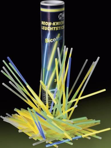 Hajlítható neon fényrúd, 100 db, Multi Color