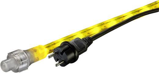 LED fénykígyó, sárga, 10 m