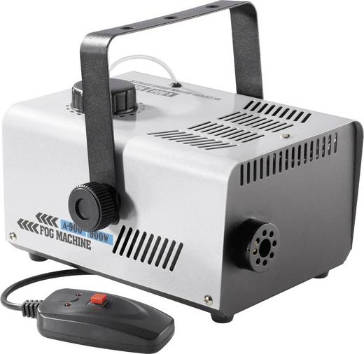 Ködgép Mc Crypt A-900 Vezetékes távirányítóval